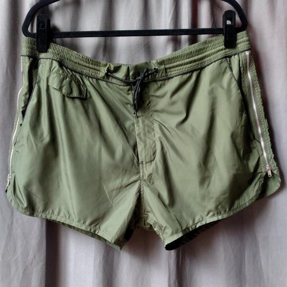 Marc Jacobs Other - MARC JACOBS Men's Swim Trunks in Khaki Green US XL